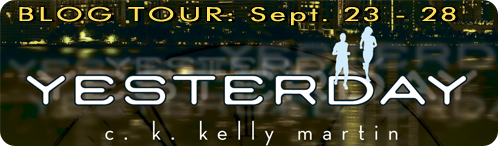 yesterday blog tour: Sept 23 - 28